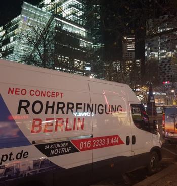 Abflussreinigung Berlin Schnelle Beseitigung Von
