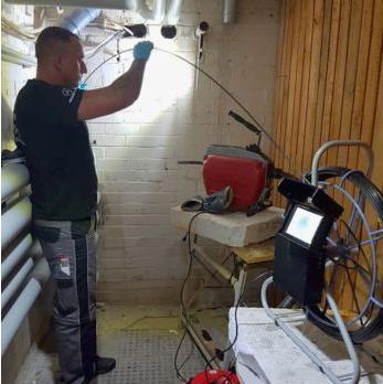 Abflussreinigung Wilmersdorf Kamerainspektion