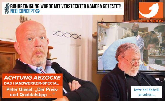 Rohrreinigung Test - Rohrreinigung Berlin